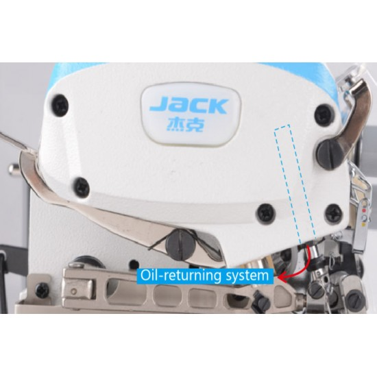 Masina de Surfilat Jack E4 - 5 Fire